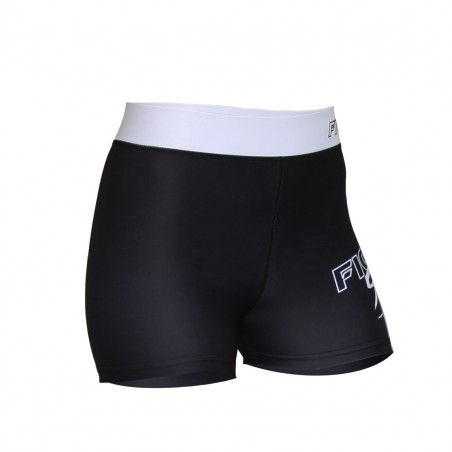 Short de compression FEMME FIGHTING SPIRIT CLASSIQUE.