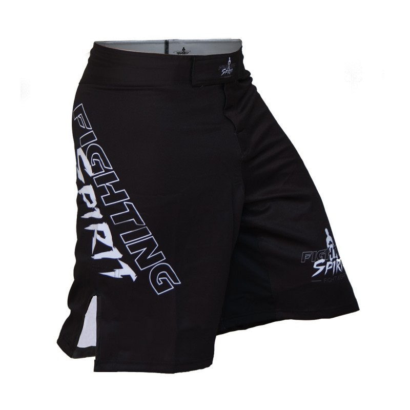 Short de combat homme FIGHTING SPIRIT classique.