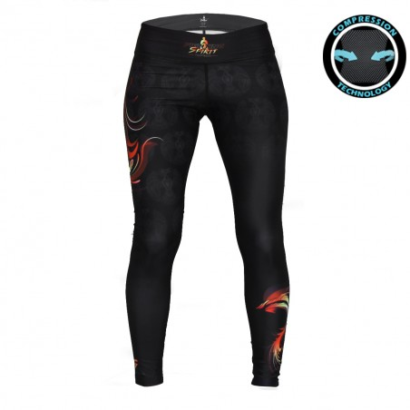 LEGGING FIGHTING SPIRIT FEU