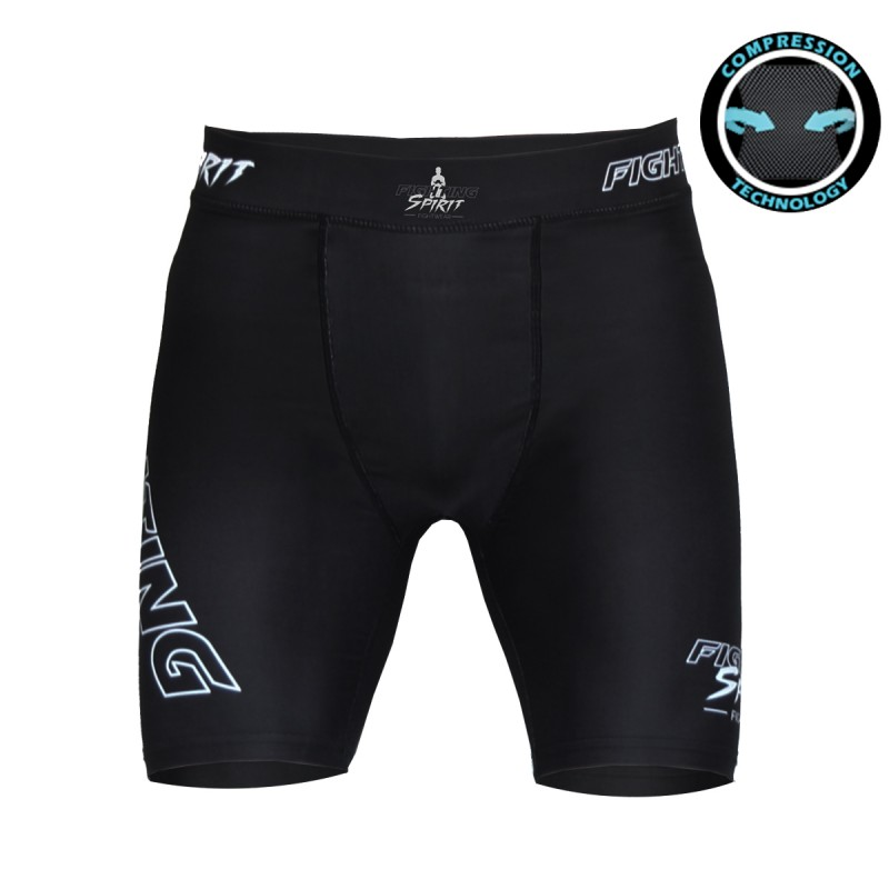 De Homme Compression Spirit Fighting Short Classique TlKFJ1c