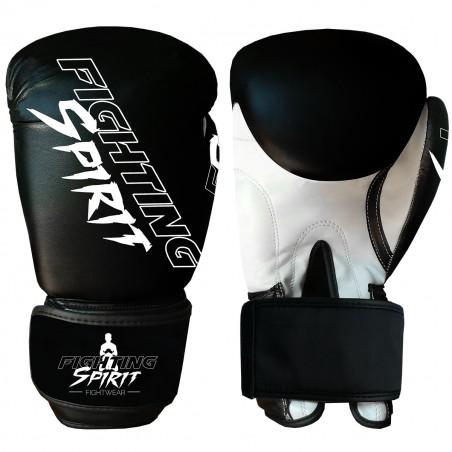 Gants de boxe personnalisables FIGHTING SPIRIT classique.